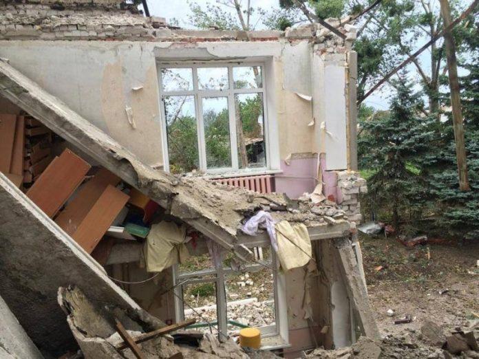 На восстановление поврежденного и разрушенного жилья на Донбассе Украина планирует потратить 1,8 млрд. грн
