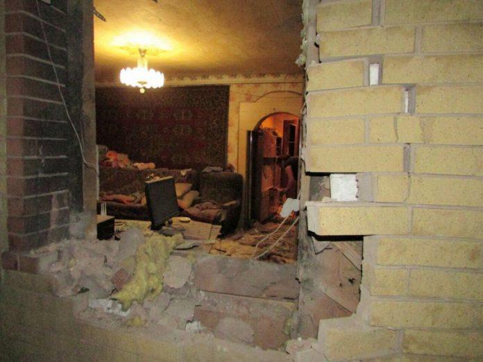 11 июля в результате обстрела Горловки погибла мирная жительница