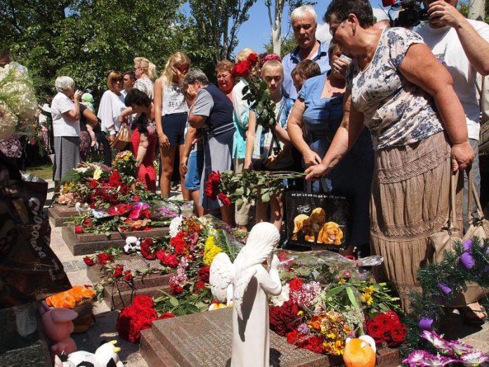 27 июля в Горловке состоится митинг, приуроченный к дню скорби