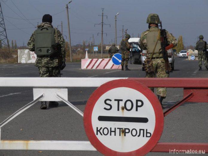 В Донецкой области на блокпостах сотрудники полиции за месяц предупредили 250 правонарушений