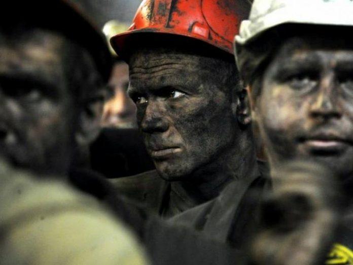 В Угледаре шахтерская акция протеста продолжается десятый день