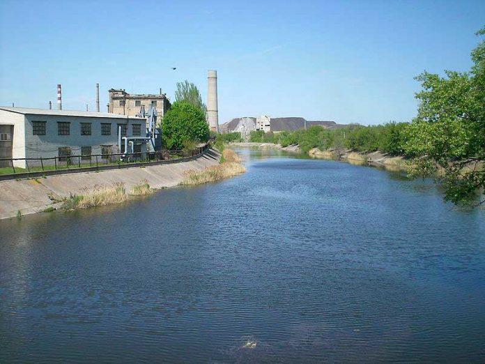 В Дружковке в реке Казенный Торец обнаружено тело 34-летнего мужчины
