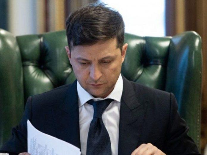 Зеленскому передали петицию от бастующих горняков