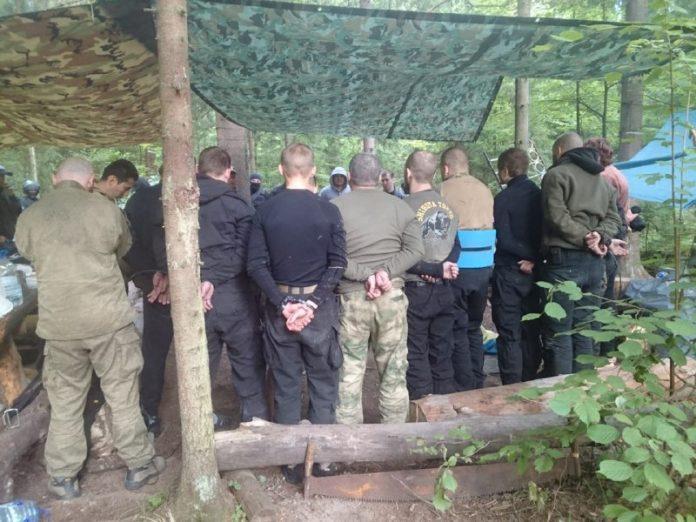 Под Волновахой произошло групповое дезертирство силовиков ВСУ