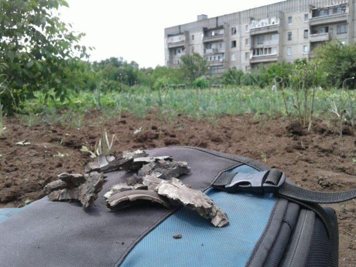 4 июля в результате обстрела территории ДНР три района Горловки были обесточены