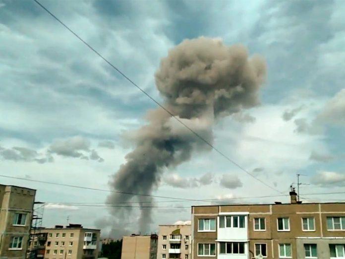 В Никитовском районе Горловки прогремел взрыв