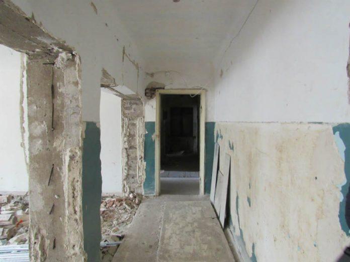 Славянск получил транш в размере 25 млн. грн от Европейского банка на ремонт общежитий для ВПЛ