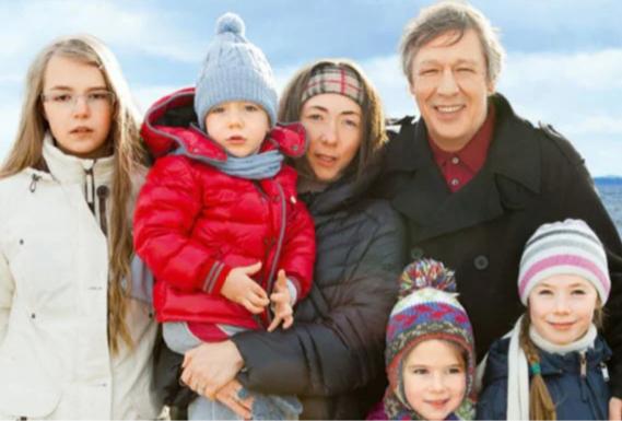 Жены михаила ефремова биография личная жизнь дети